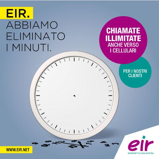 Campagna Advertising EIR