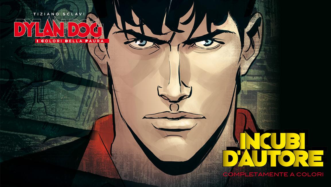 Dylan Dog – I colori della paura