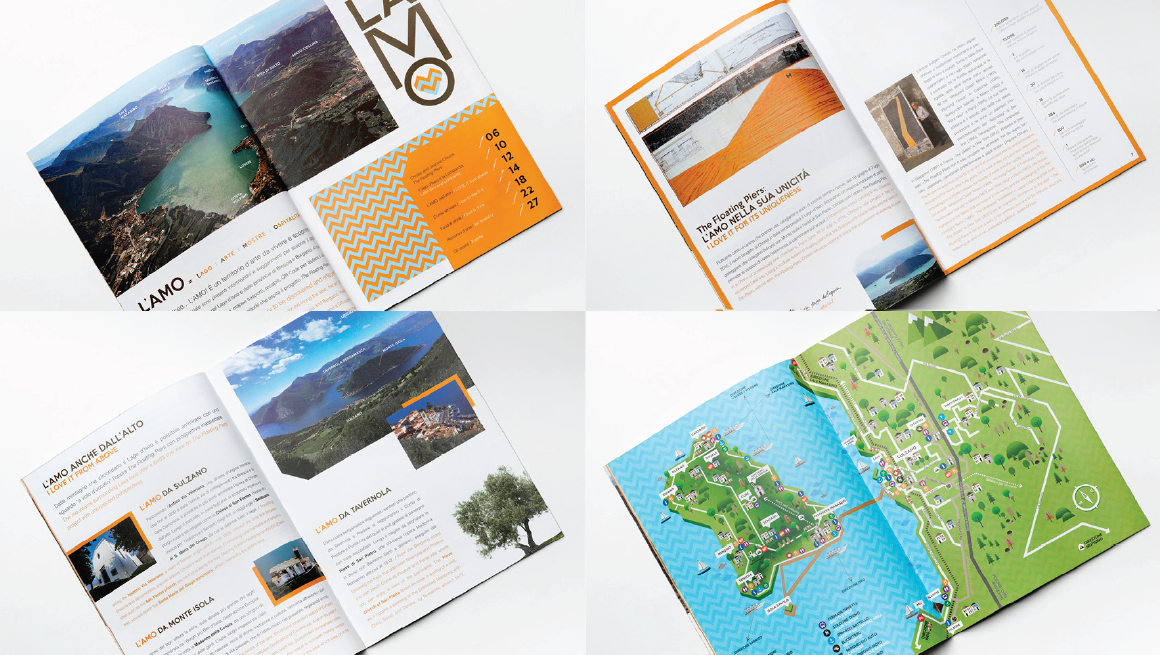 L'Amo – The Floating Piers