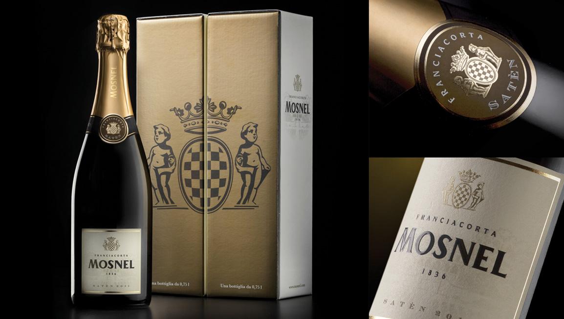 Packaging e etichette Mosnel