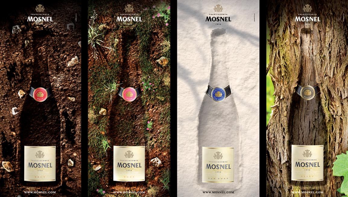 Packaging etichette Mosnel