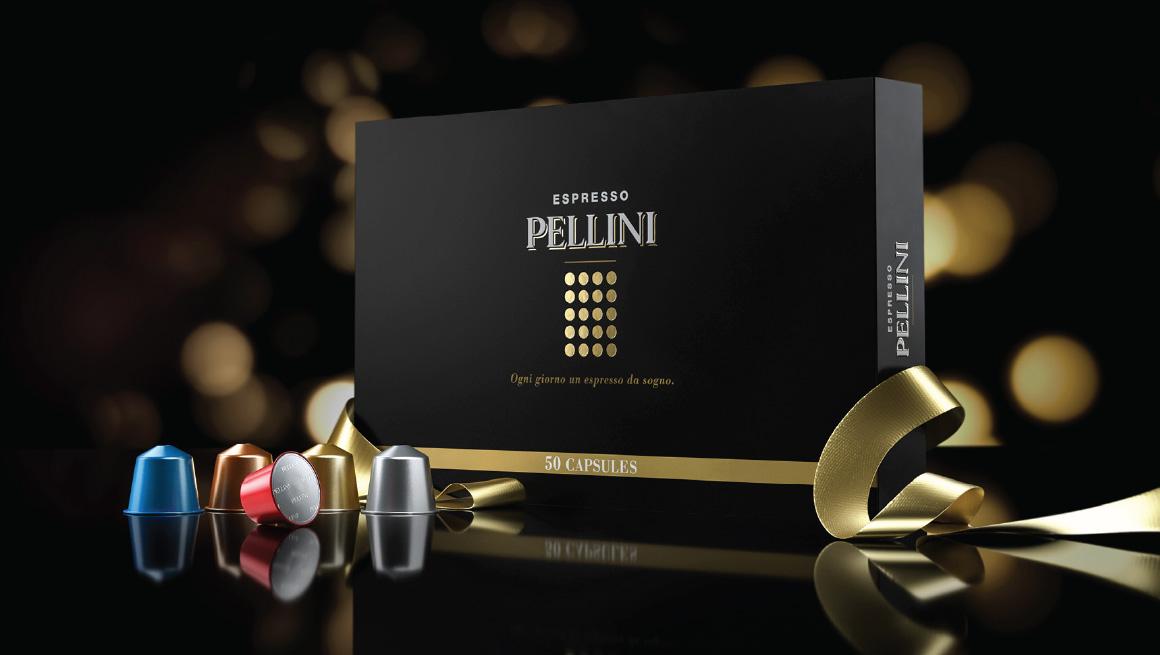 Pellini – Il pallino del caffè