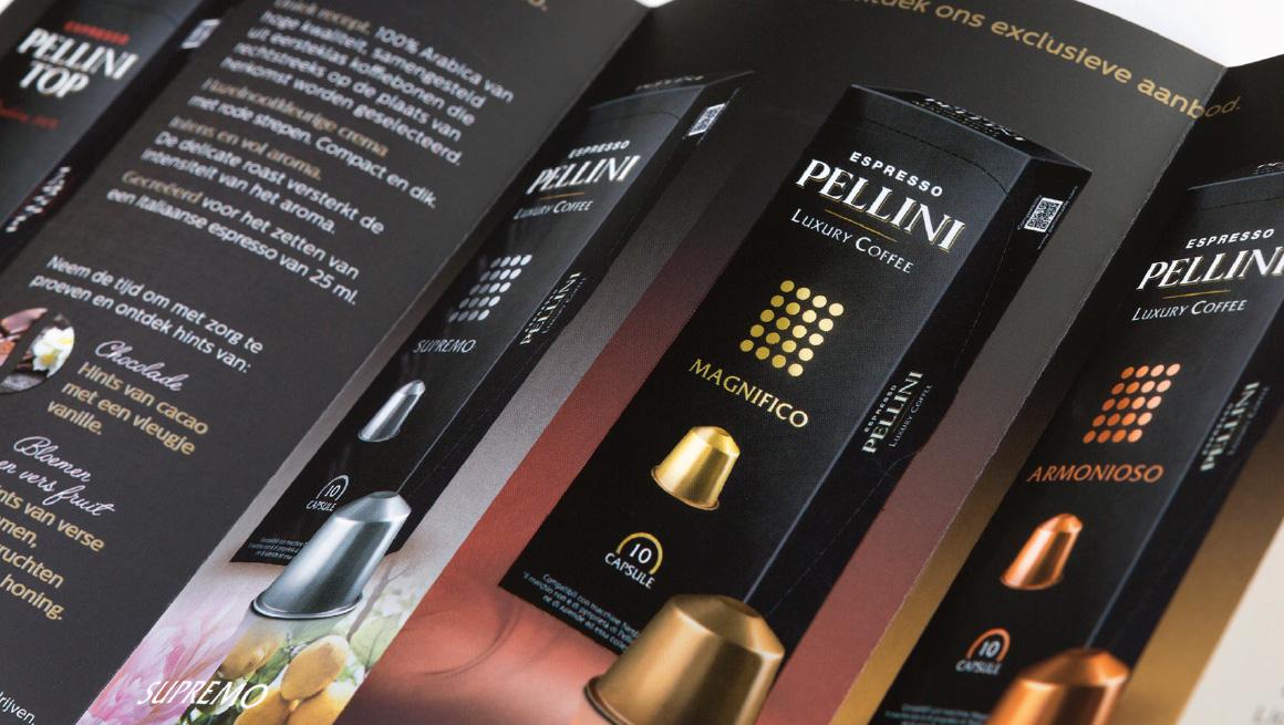 Advertising Pellini