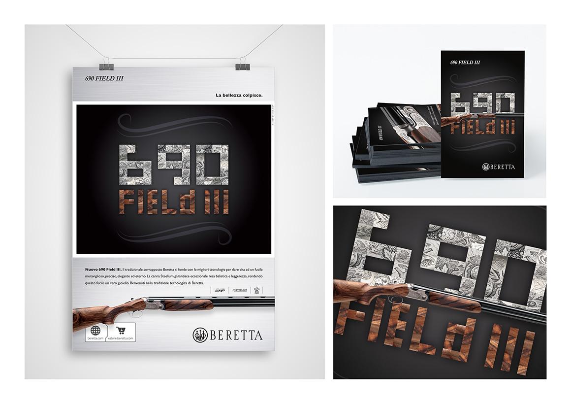 Beretta 690 – Industry