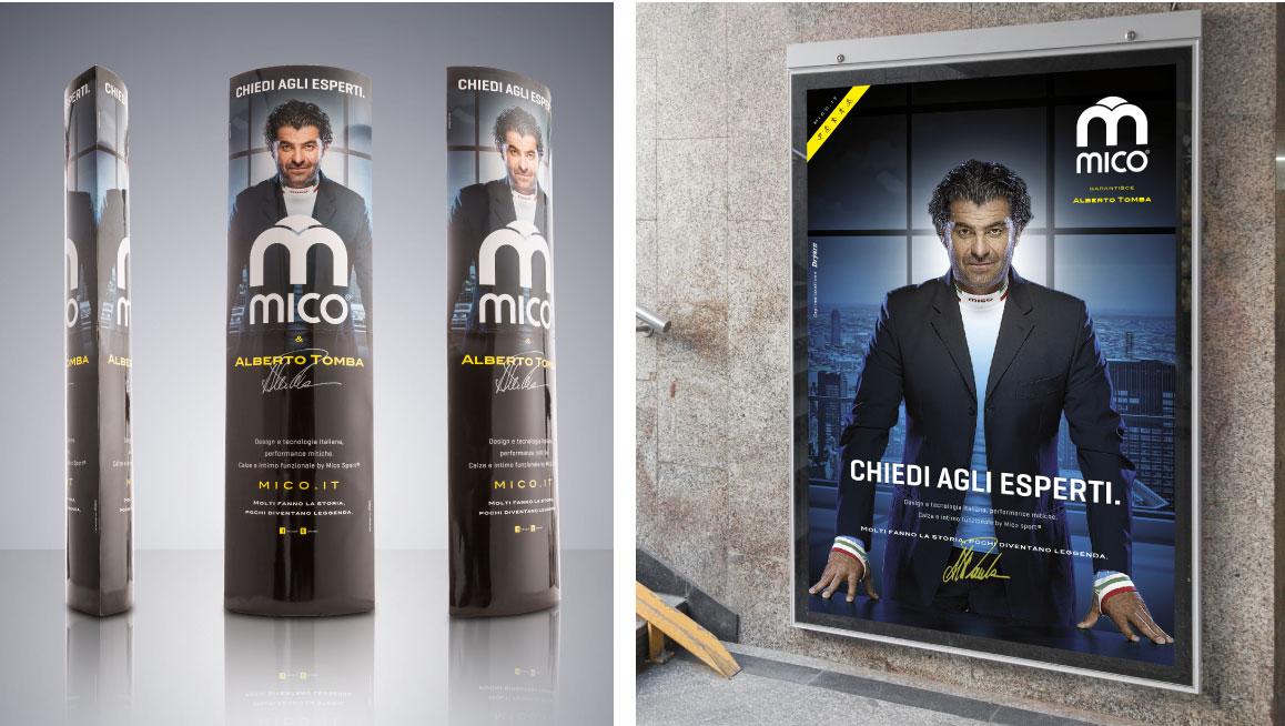 Advertising Mico Sport