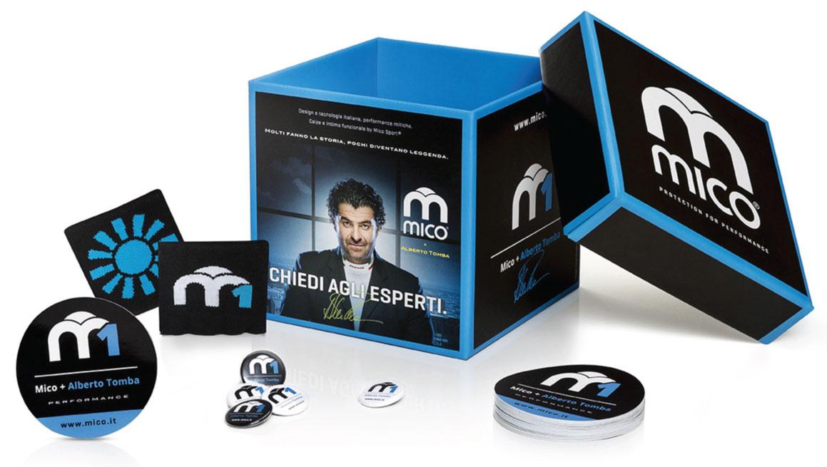 Packaging Mico Sport