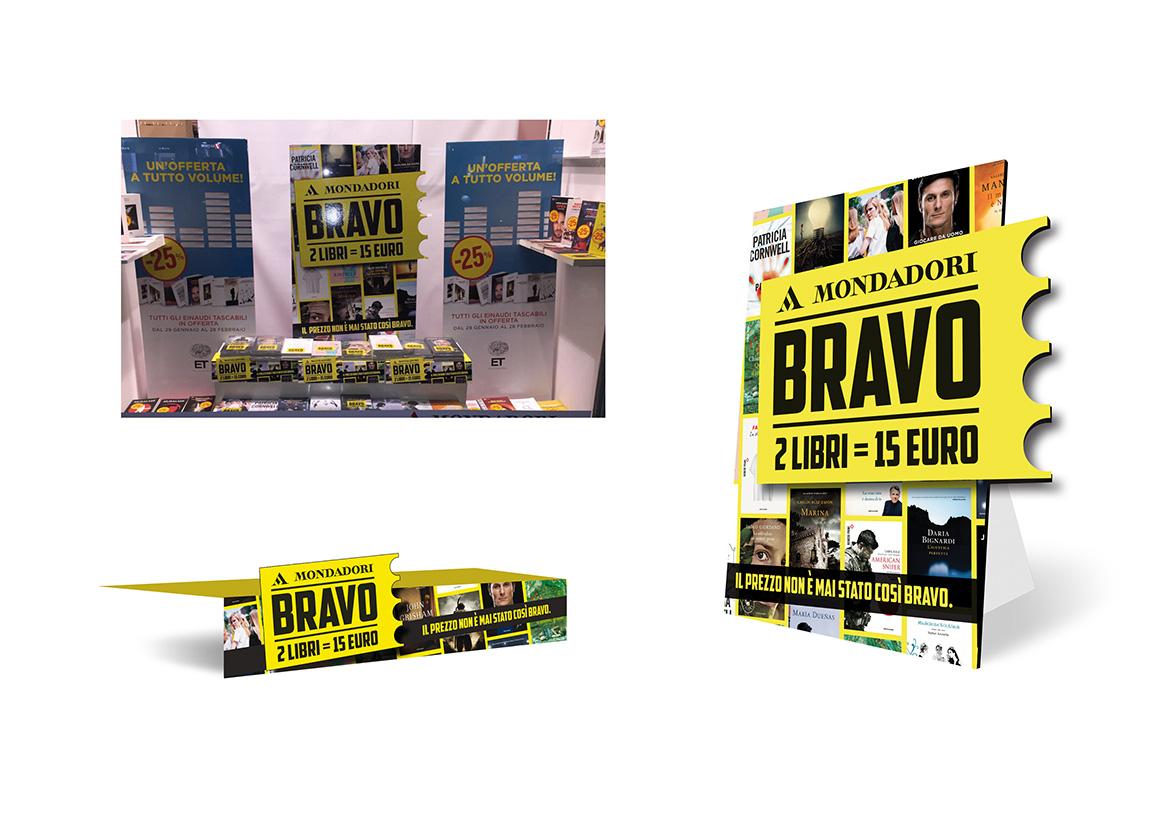 Mondadori Bravo – Editoria