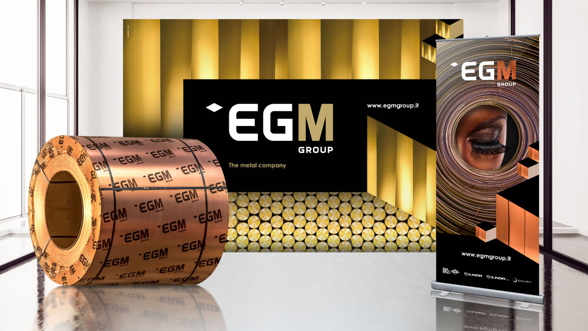 EGM Group – Branding