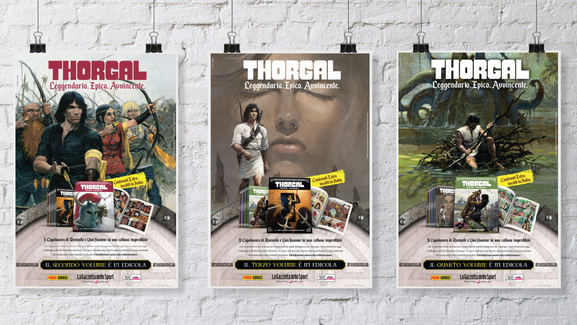RCS Media Group – Thorgal