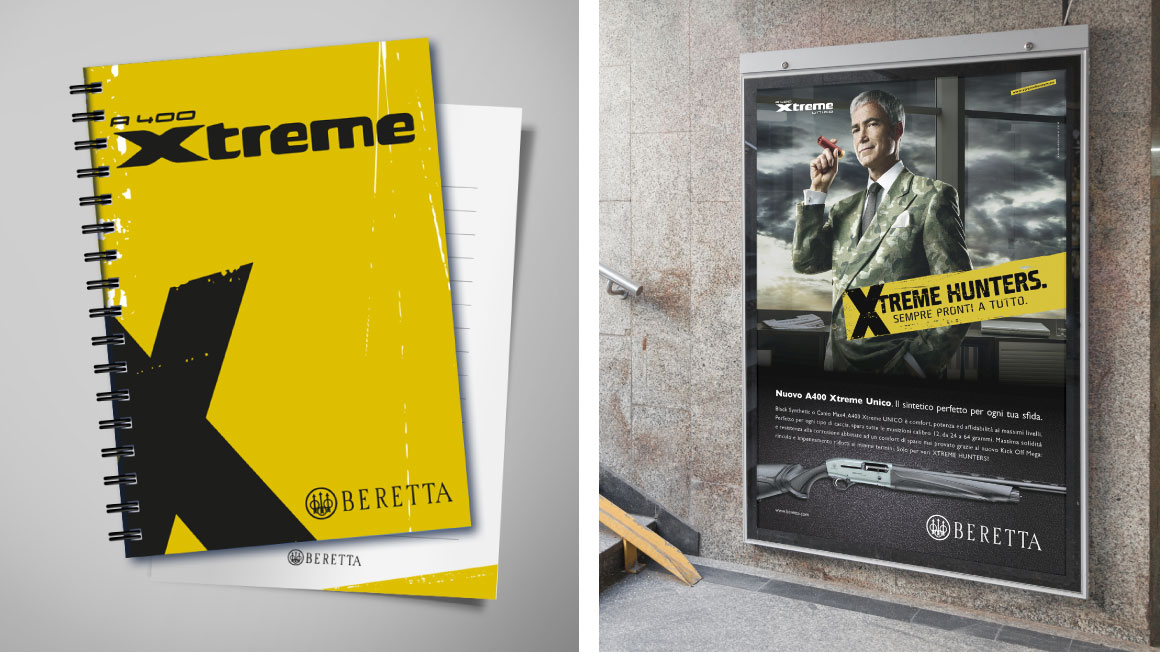 Beretta – Xtreme Duckers