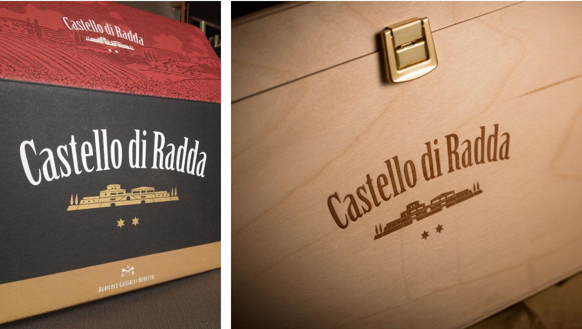 Castello di Radda – Branding