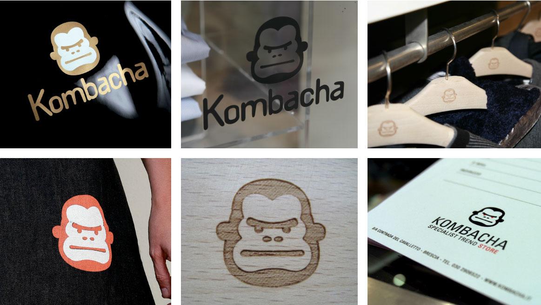 Kombacha – Corporate Image