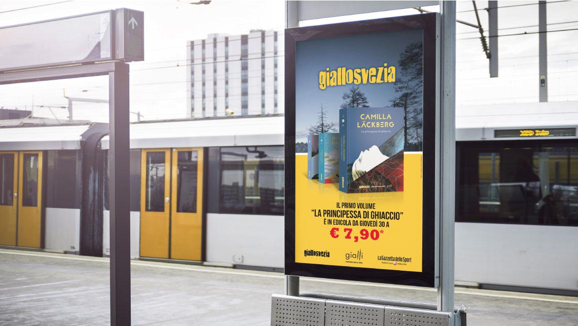 Giallo Svezia – i gialli del corriere