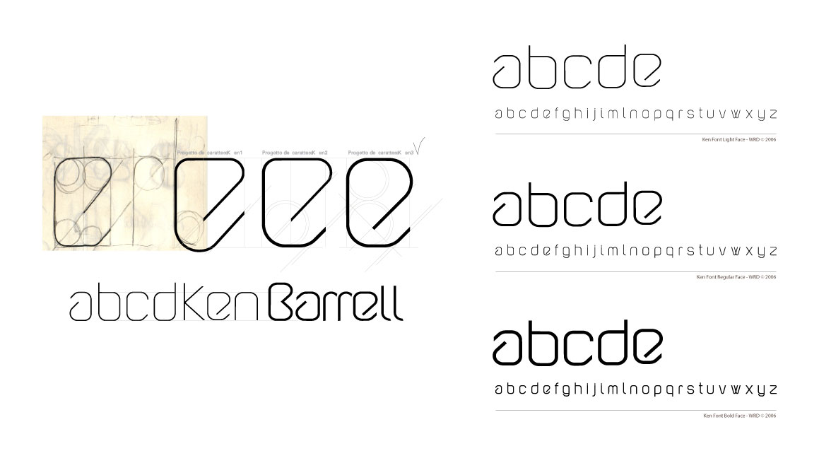 Ken Barrel – Brand design