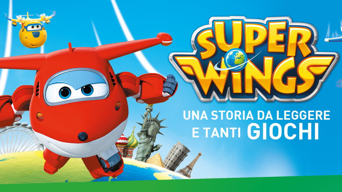 Super Wings – Communication