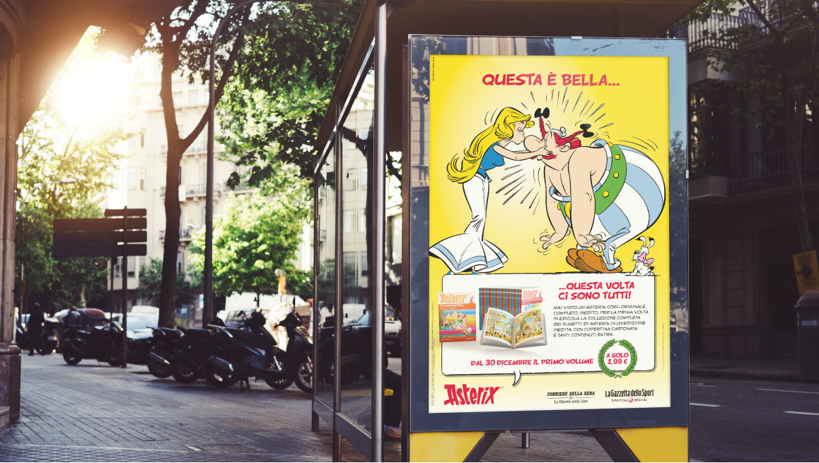 Asterix – Mai visto un Asterix così