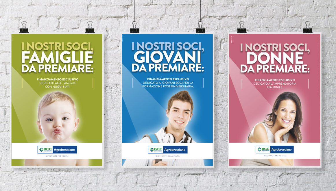 Campagna Advertising per BCC