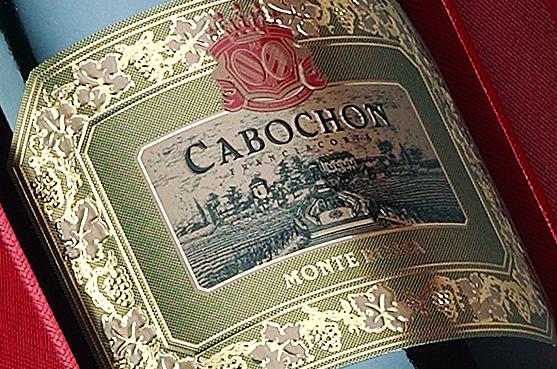 Cabochon Monte Rossa