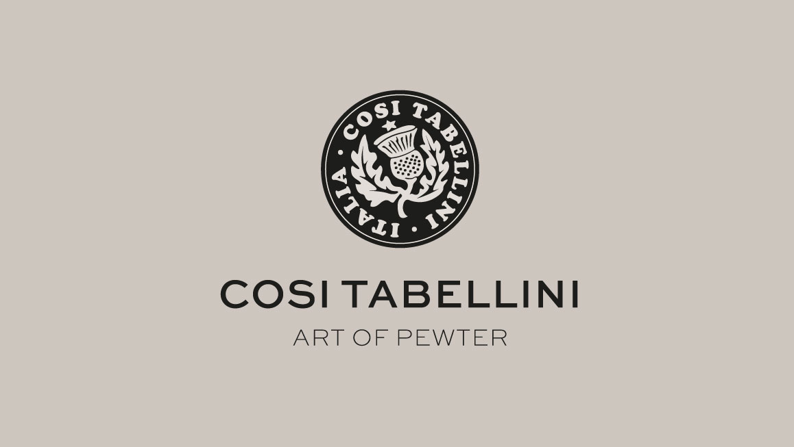 Cosi Tabellini – Art of pewter