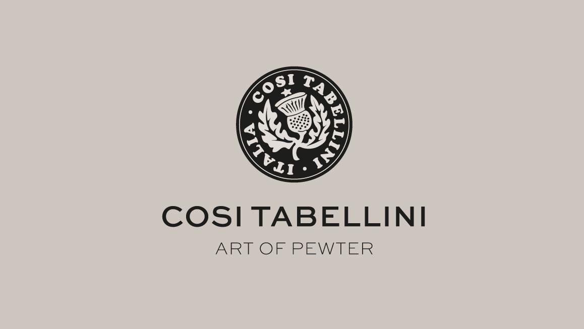 Cosi Tabellini – Art of pewter