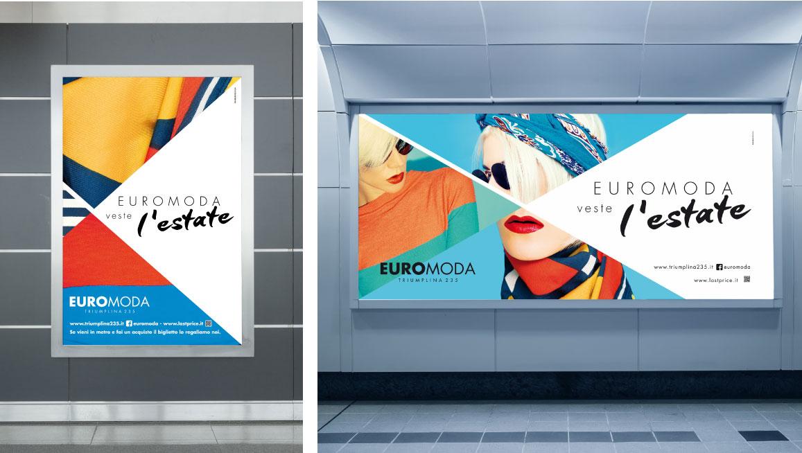 Euromoda veste l'estate