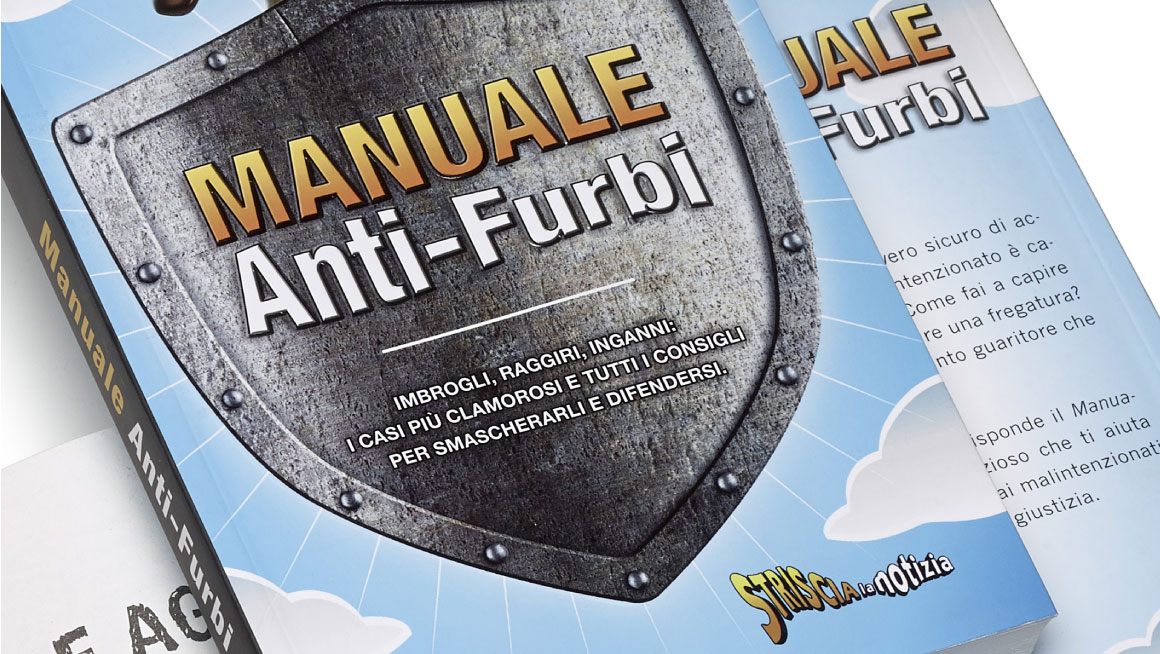 Striscia la Notizia – Manuale Anti-Furbi